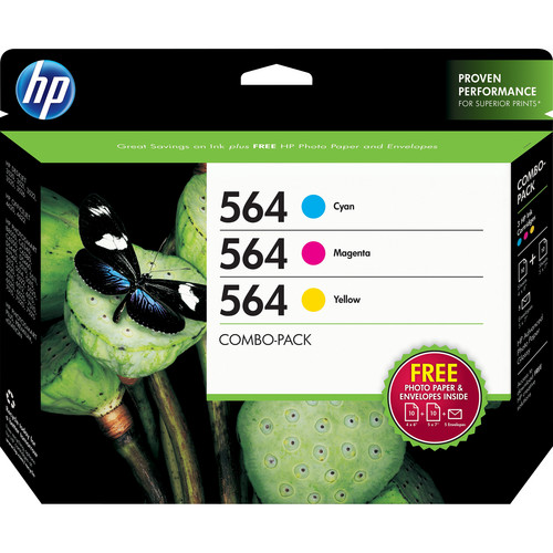 HP HP 564 Ink Combo Creative Pack