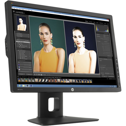 "HP 24"" Z24X DreamColor LED Backlit Professional IPS LCD Display"