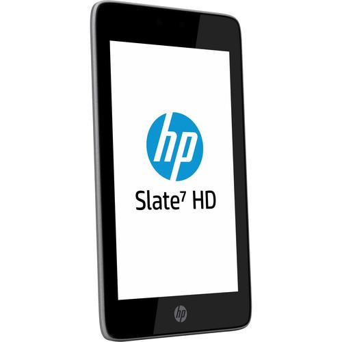 HP 16GB Slate 7 HD Tablet (T-Mobile 4G, Slate Gray)