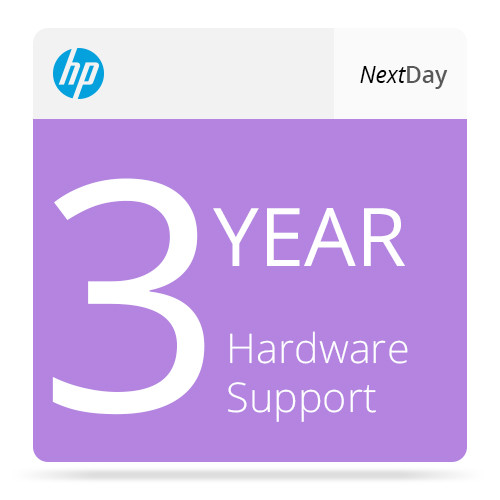 HP 3-Year Next Business Day Hardware Support for LaserJet M603 Printers