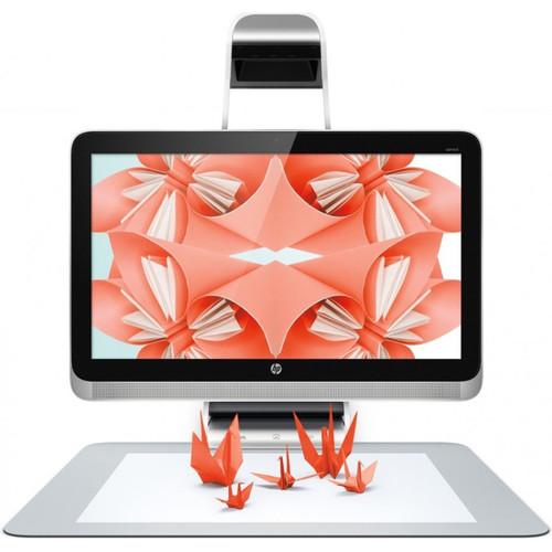 """HP 23"""" Sprout Immersive Multi-Touch Computer & Dremel 3D Idea Builder 3D Printer Kit"""