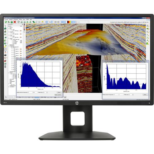 """HP Z27s 27"""" 16:9 IPS Monitor"""