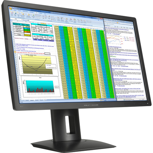 "HP Z27q 27"" Widescreen LED Backlit LCD Monitor"
