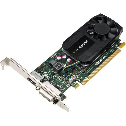 HP Quadro K620 Graphics Card (with Option Kit)