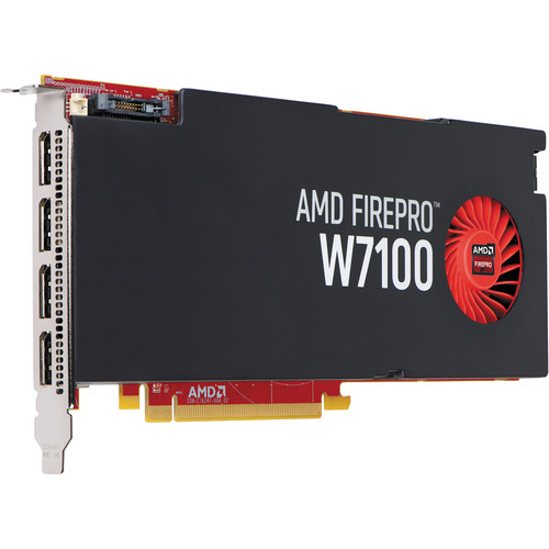 HP FirePro W7100 Graphics Card (Smart Buy Pricing)