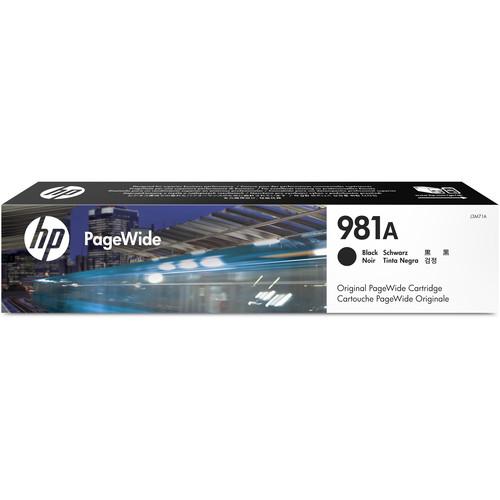 HP 981A Black PageWide Ink Cartridge