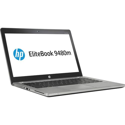 "HP EliteBook Folio 9480m J5P78UT#ABA 14"" Notebook Computer"