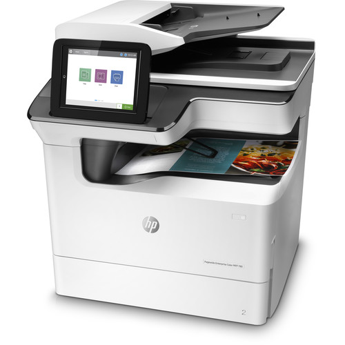 HP PageWide Enterprise Color MFP 780dn All-in-One Inkjet Printer
