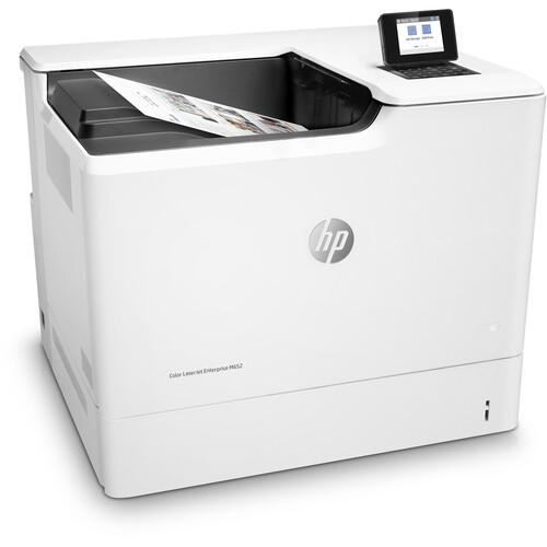 HP Color LaserJet Enterprise M652dn Laser Printer
