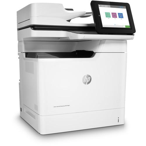HP Color LaserJet Enterprise M681dh All-In-One Laser Printer