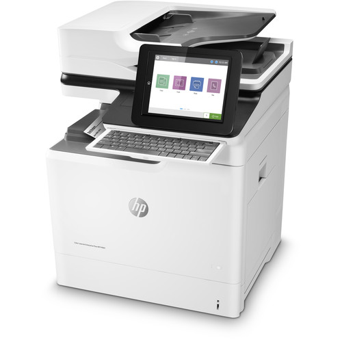HP Color LaserJet Enterprise Flow M681f All-In-One Laser Printer