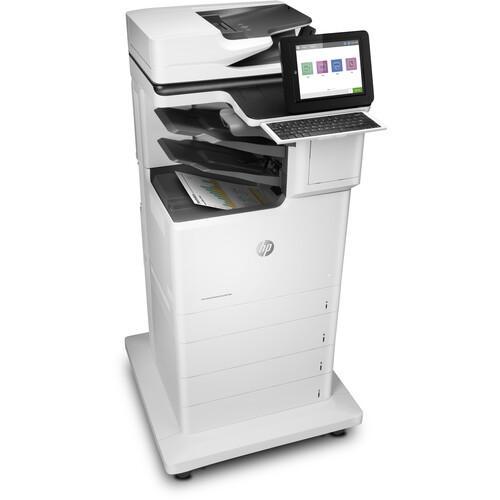 HP Color LaserJet Enterprise Flow M681z All-In-One Laser Printer