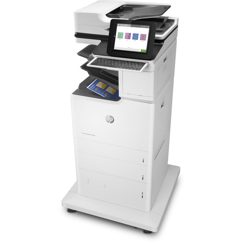 HP Color LaserJet Enterprise M682z All-In-One Laser Printer