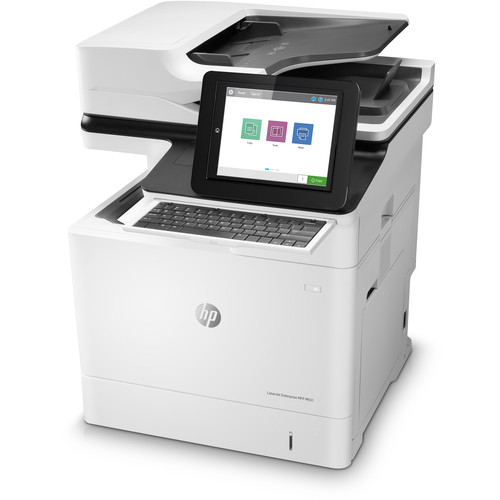 HP LaserJet Enterprise Flow M631h Monochrome All-In-One Laser Printer