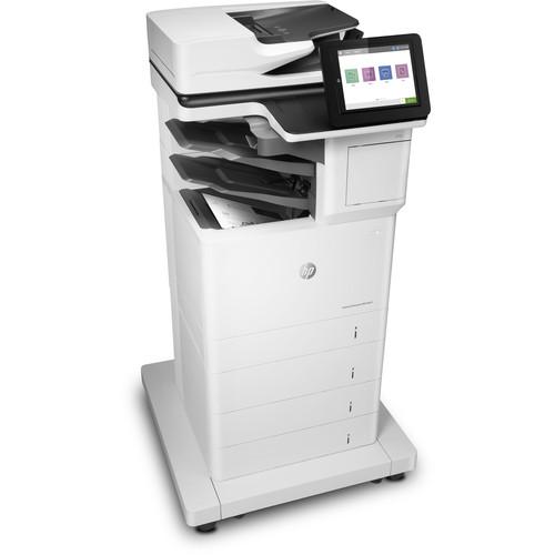 HP LaserJet Enterprise M631z Monochrome All-In-One Laser Printer