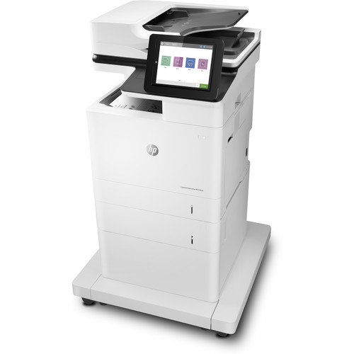 HP LaserJet Enterprise M632fht Monochrome All-In-One Laser Printer