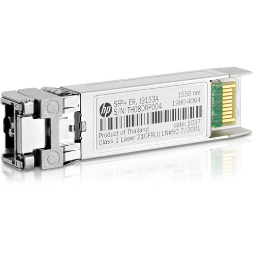 HP X132 10G SFP+ LC ER Transceiver for HP Switch