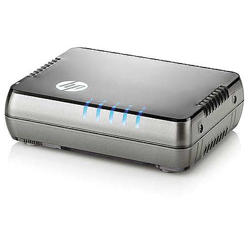 HP 1405-5 v2 5-Port Fast Ethernet Switch