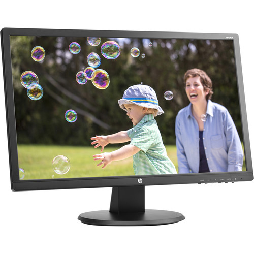 "HP K5A38AA#ABA 24"" Widescreen LED Backlit TN Monitor"