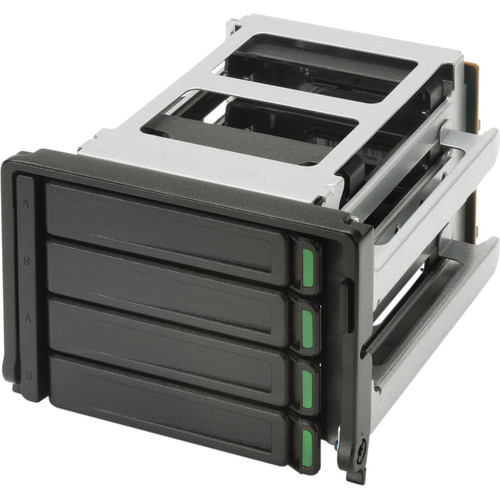 HP High Density 4-Bay Storage Kit