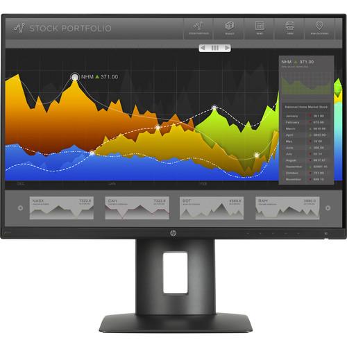 "HP Z24nf 23.8"" Narrow Bezel IPS Display"