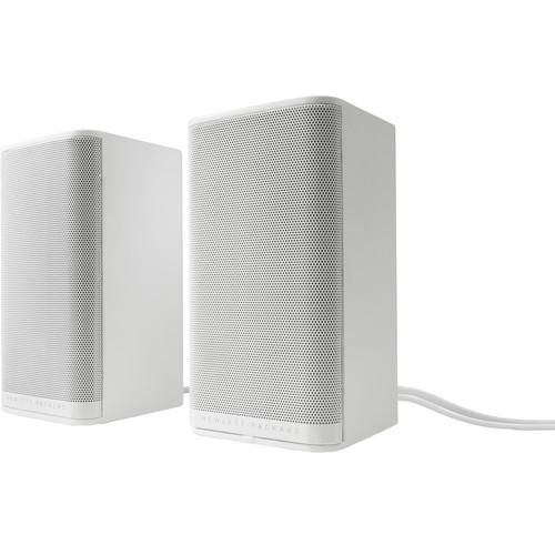 HP S5000 2.0 Speaker System (White)