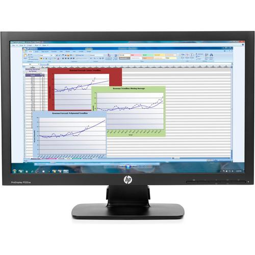 "HP P222va 21.5"" Widescreen LED Backlit ProDisplay Monitor (Smart Buy)"