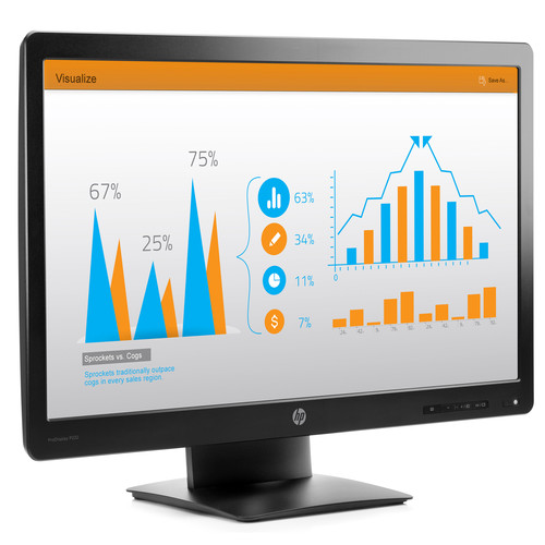 "HP P232 23"" Widescreen LED Backlit ProDisplay Monitor (Smart Buy)"