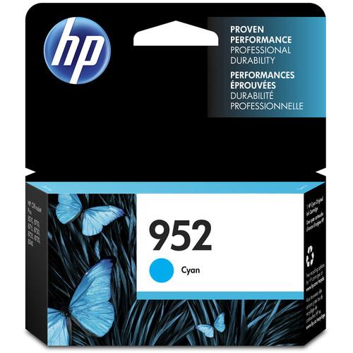 HP 952 Cyan Ink Cartridge