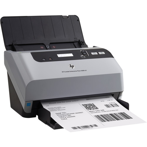 HP Scanjet Enterprise Flow 5000 s2 Document Scanner
