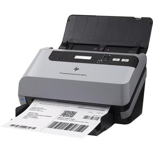 HP Scanjet Enterprise Flow 5000 s3 Sheet-Fed Scanner