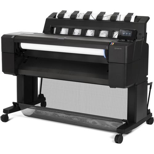 "HP DesignJet T930 36"" Postscript Printer with Encrypted HDD"