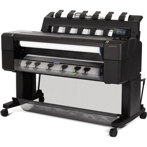 "HP DesignJet T1530 Dual-Roll 36"" Thermal Inkjet PostScript Printer"