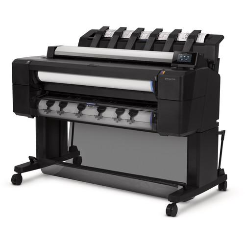 """HP DesignJet T2530 36"""" PostScript Multifunction Printer"""