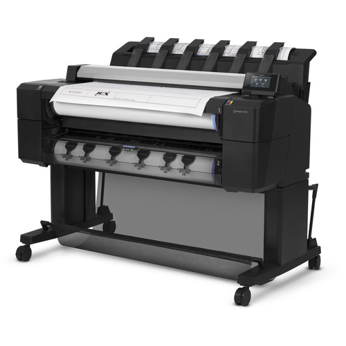 "HP DesignJet T2530 36"" PostScript Multifunction Printer with Encrypted Hard Disk"