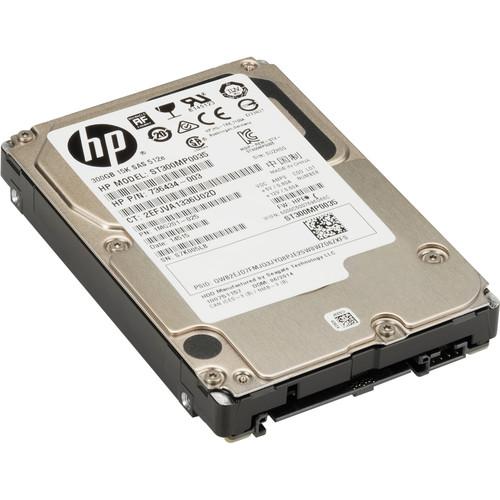 HP 300GB SAS 15K Small Form Factor Hard Drive