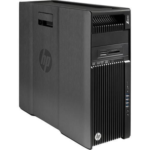 HP Z640 Series L9K29UT Minitower Workstation