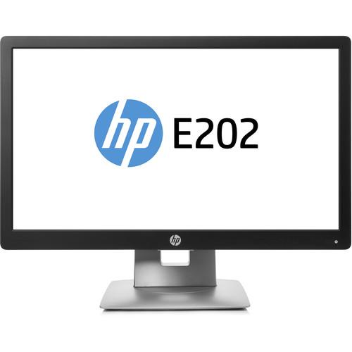 "HP EliteDisplay E202 20"" 16:9 IPS Monitor (Black & Silver)"