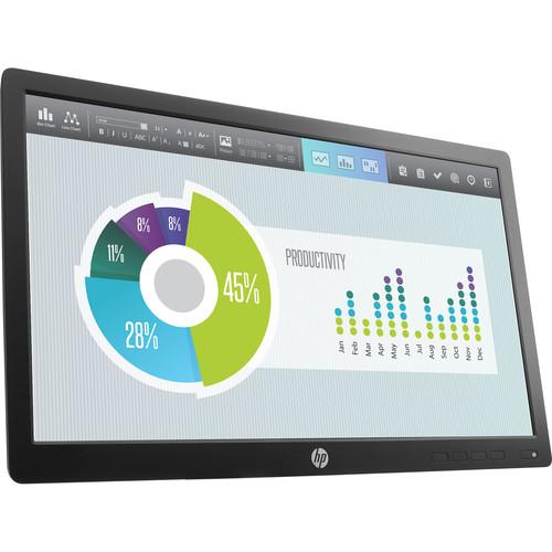 "HP EliteDisplay E202 20"" 16:9 IPS Monitor (Head Only)"