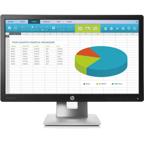"HP EliteDisplay E222 21.5"" 16:9 IPS Monitor"