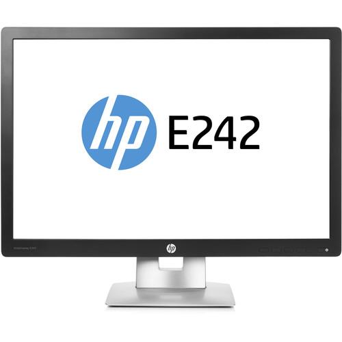 "HP EliteDisplay E242 24"" 16:10 IPS Monitor"