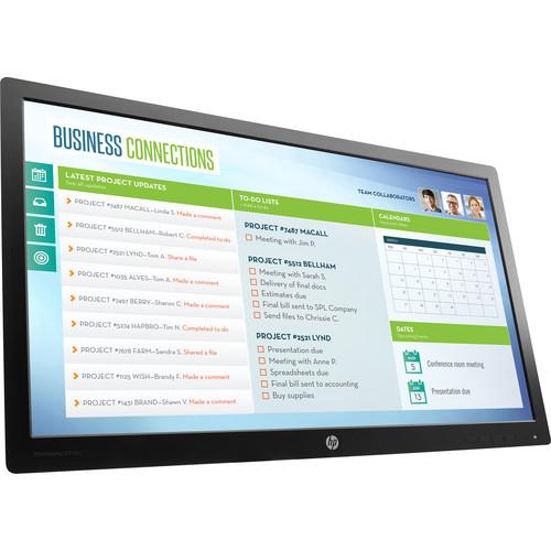 "HP EliteDisplay E272q 27"" 16:9 IPS Monitor (Head Only)"