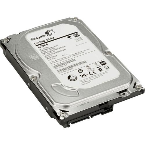 HP 1TB 7200 RPM SATA 8GB Solid State Hybrid Drive