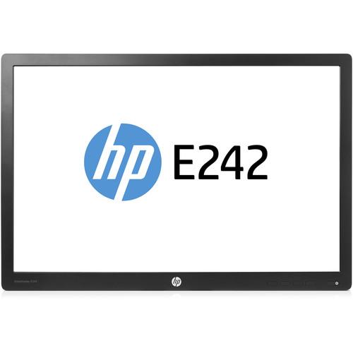 """HP EliteDisplay E242 24"""" 16:10 IPS Monitor Head Only (Smart Buy)"""