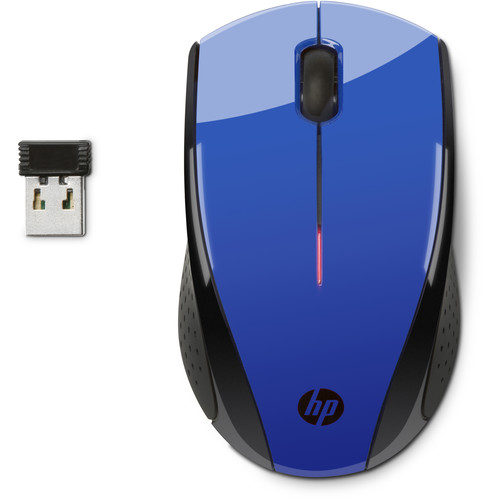 HP X3000 Wireless Mouse (Cobalt Blue)