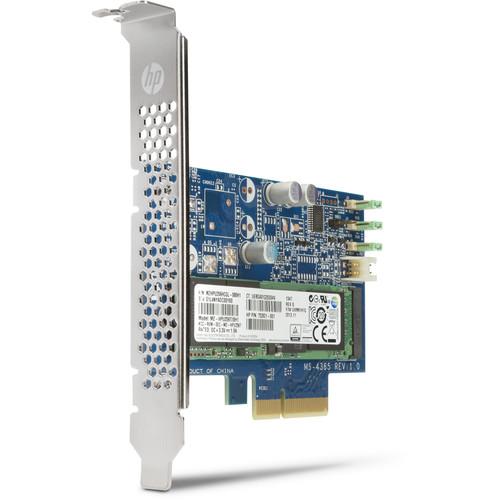 HP 256GB Z Turbo Drive G1 M.2 PCIe Internal SSD