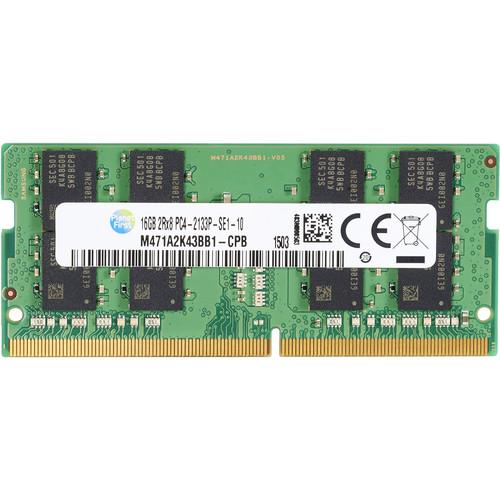 HP 4GB DDR4 2133 MT/s SODIMM Memory Module