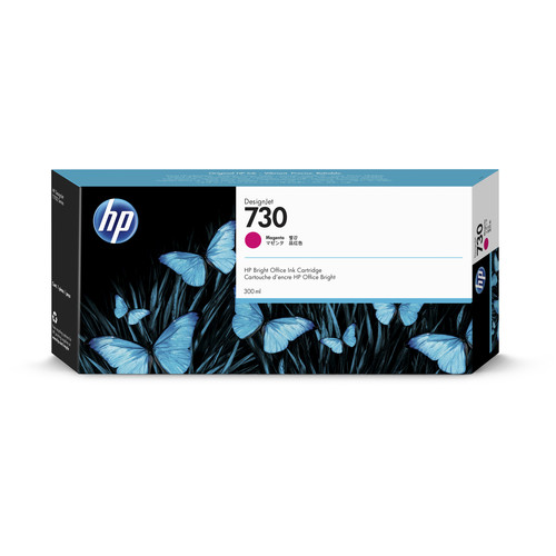 HP 730 Magenta Ink Cartridge (300mL)