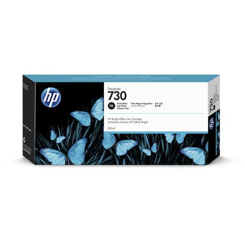 HP 730 Photo Black Ink Cartridge (300mL)