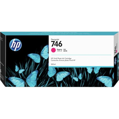 HP 746 Designjet Magenta Ink Cartridge (300mL)